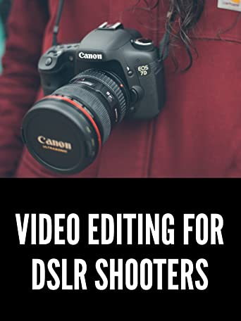 Video Editing for DSLR and Mirrorless Videographers in Premiere Pro [OV]