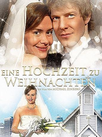 Eine Hochzeit zu Weihnachten