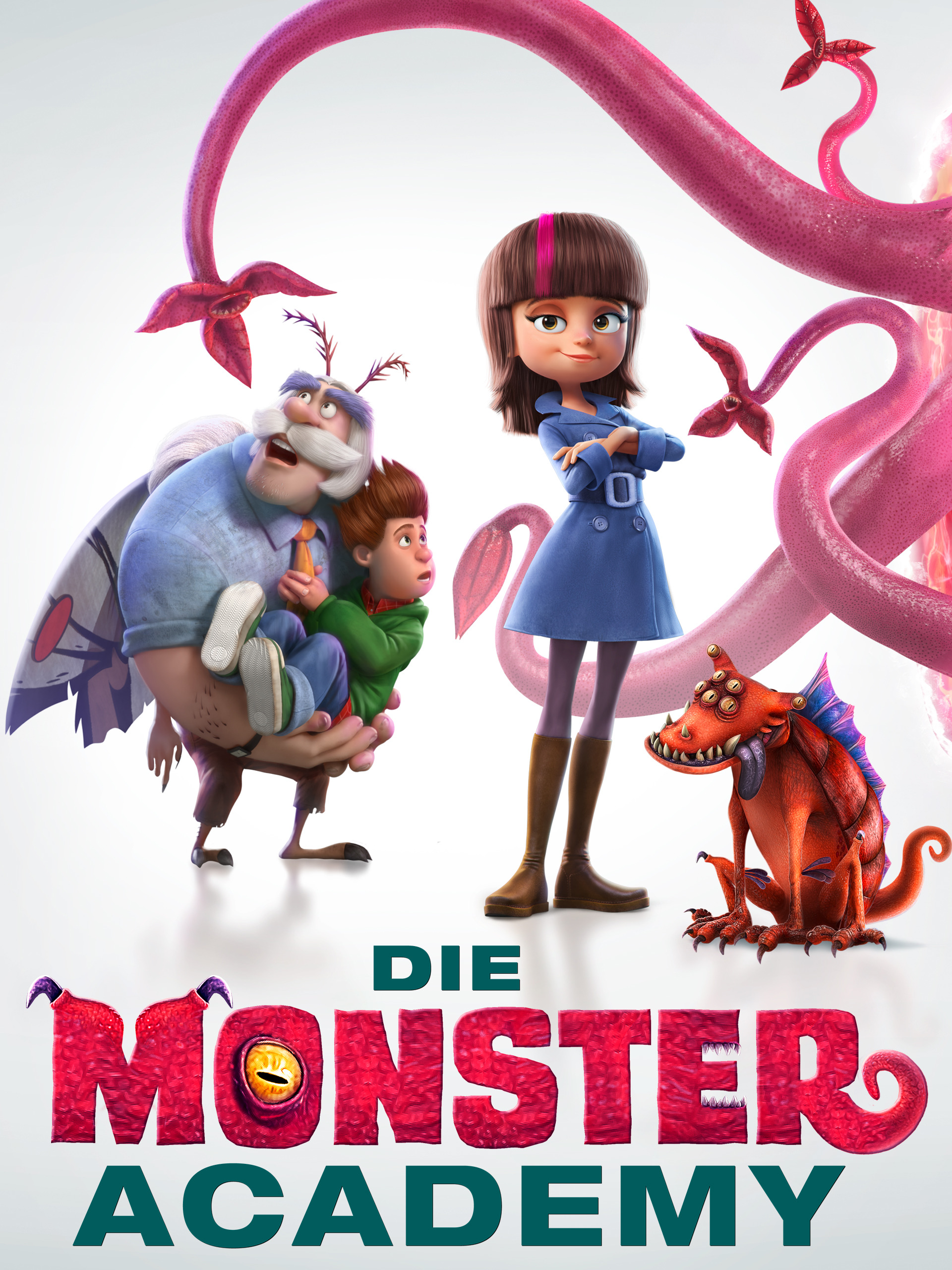 Die Monster Academy