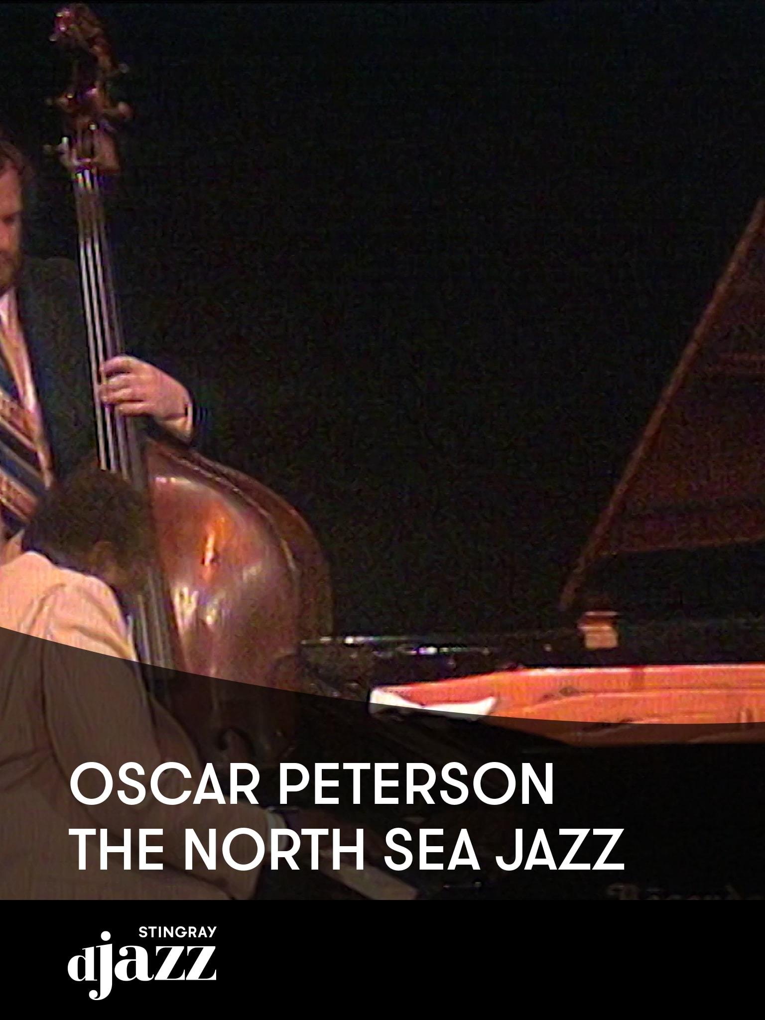 Oscar Peterson - The North Sea Jazz