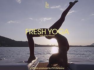 Fresh Yoga with Katy Misson