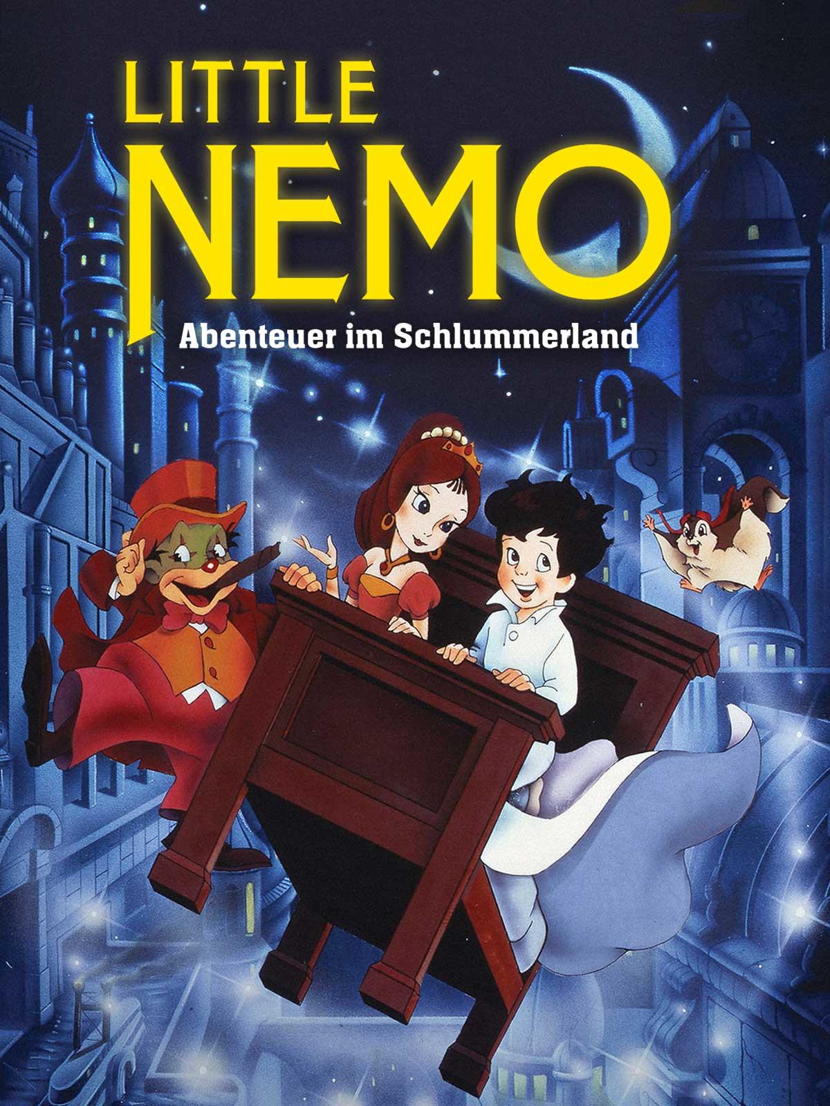 Little Nemo - Abenteuer im Schlummerland