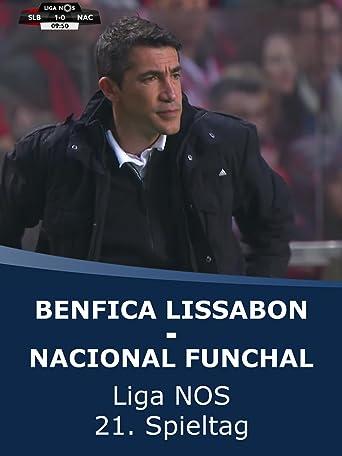 Benfica Lissabon - Nacional Funchal