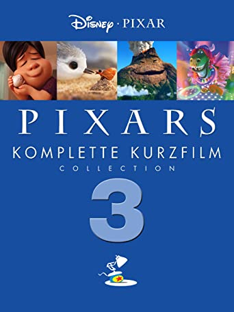 Pixars komplette Kurzfilm Collection 3