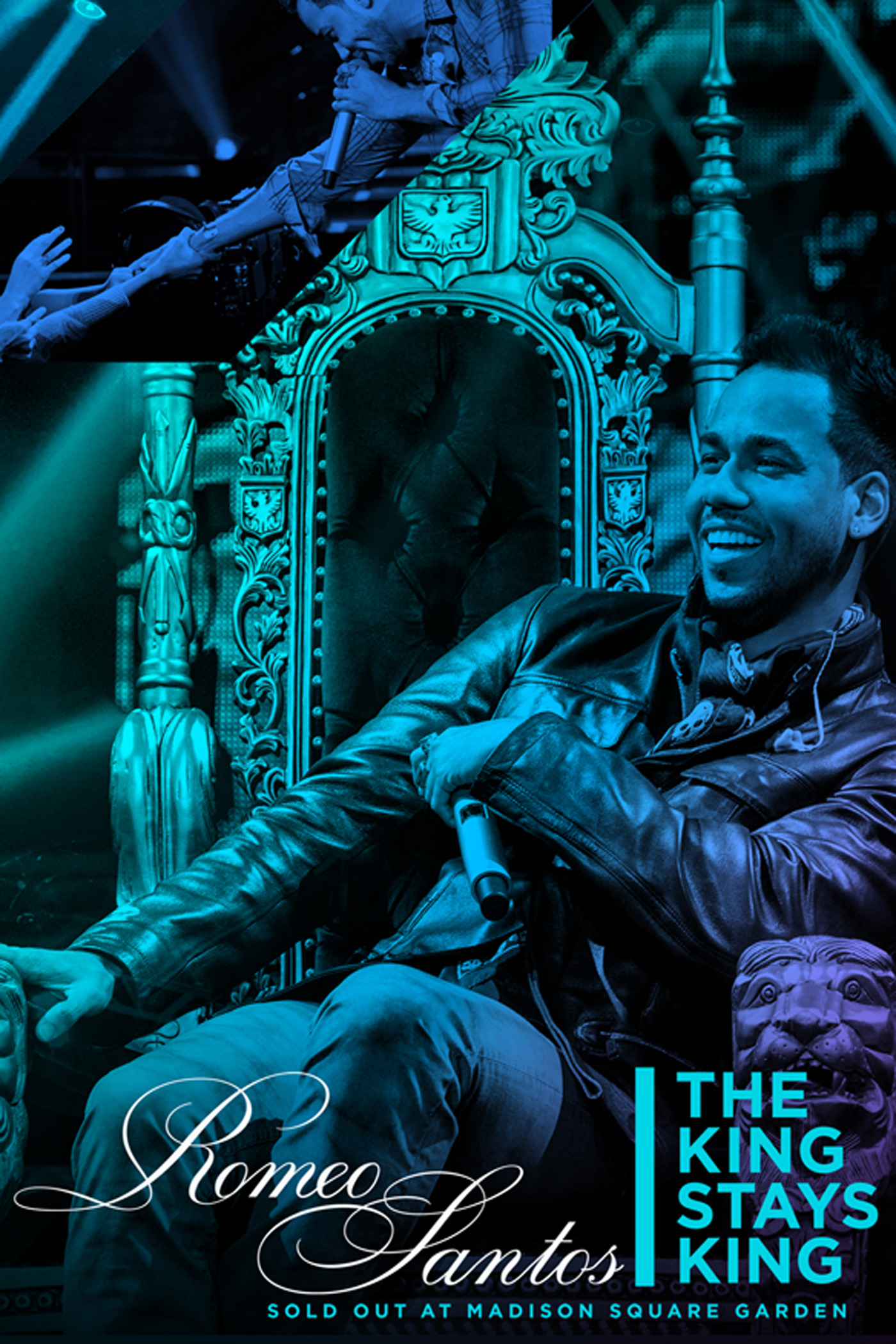 Romeo Santos: The King Stays King - Sold out at Madison Square Garden