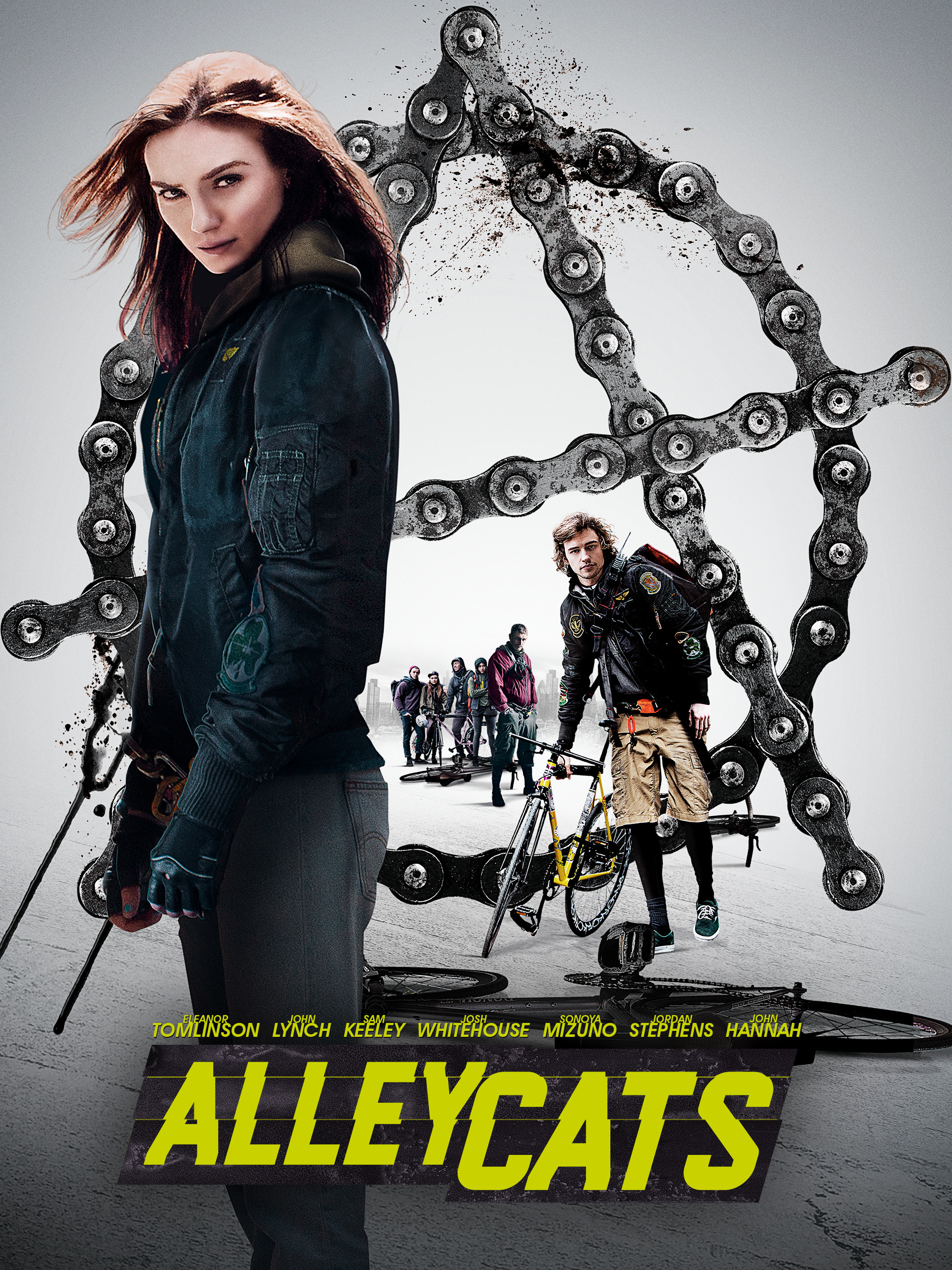 Alleycats [dt./OV]