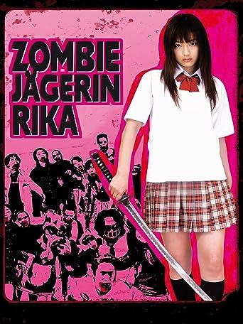 Zombie Jägerin Rika