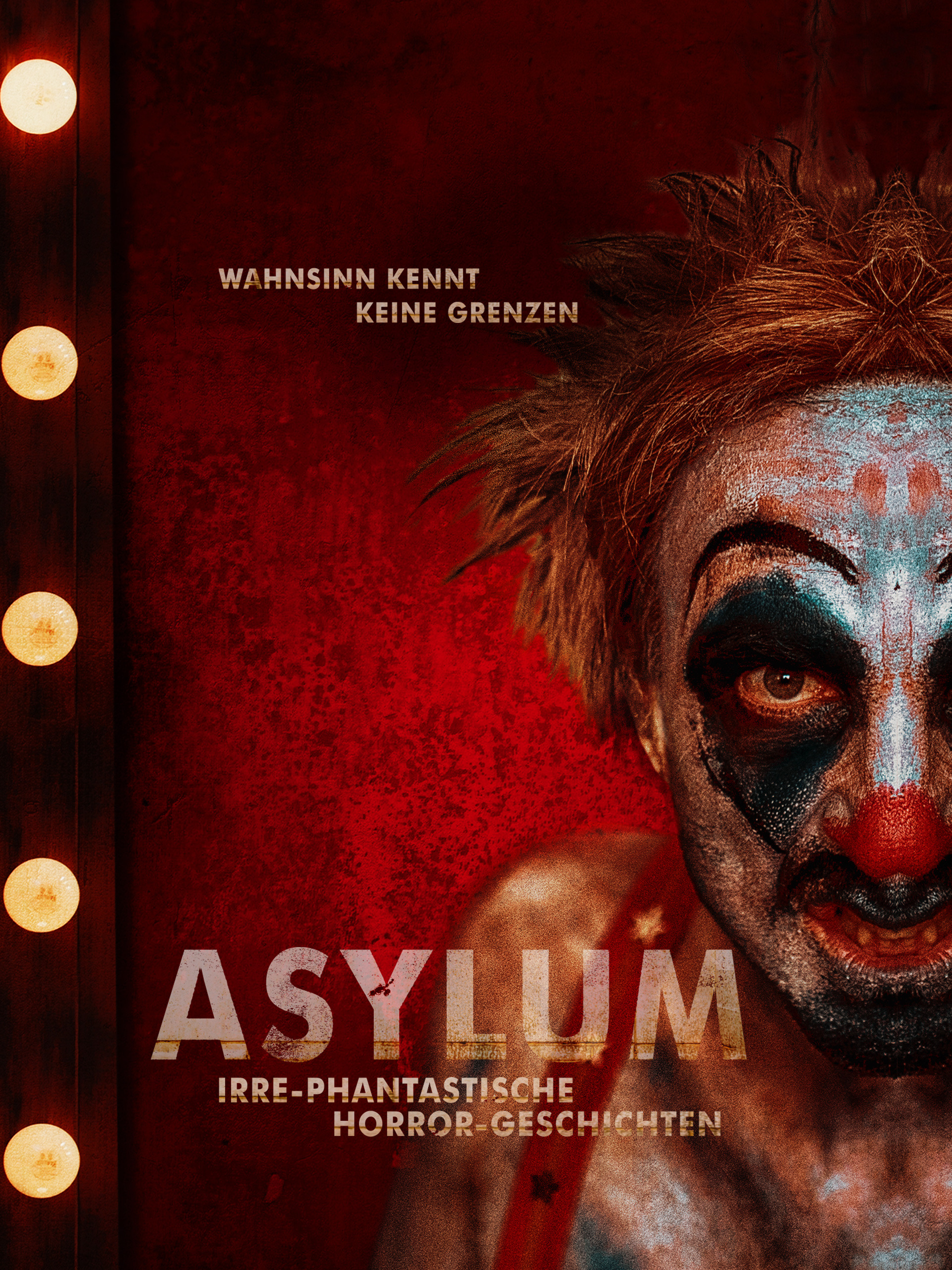 Asylum - Irre-phantastische Horror-Geschichten