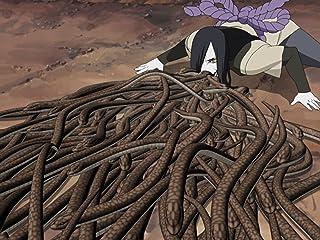 NARUTO-ナルト- 疾風伝 遙かなる再開の章 第二百六十二話 大蛇丸VS人柱力