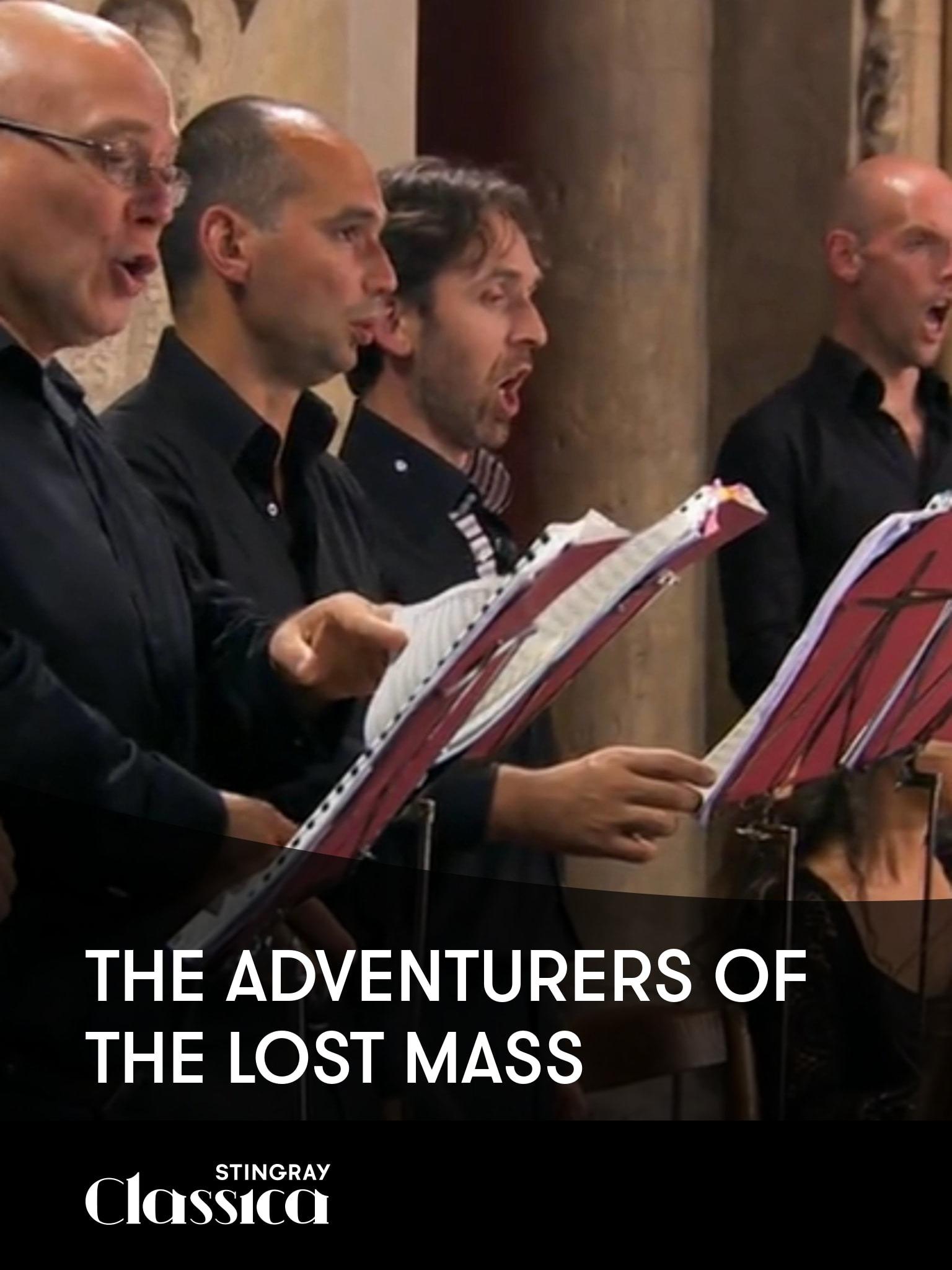 Die Abenteurer der verlorenen Messe