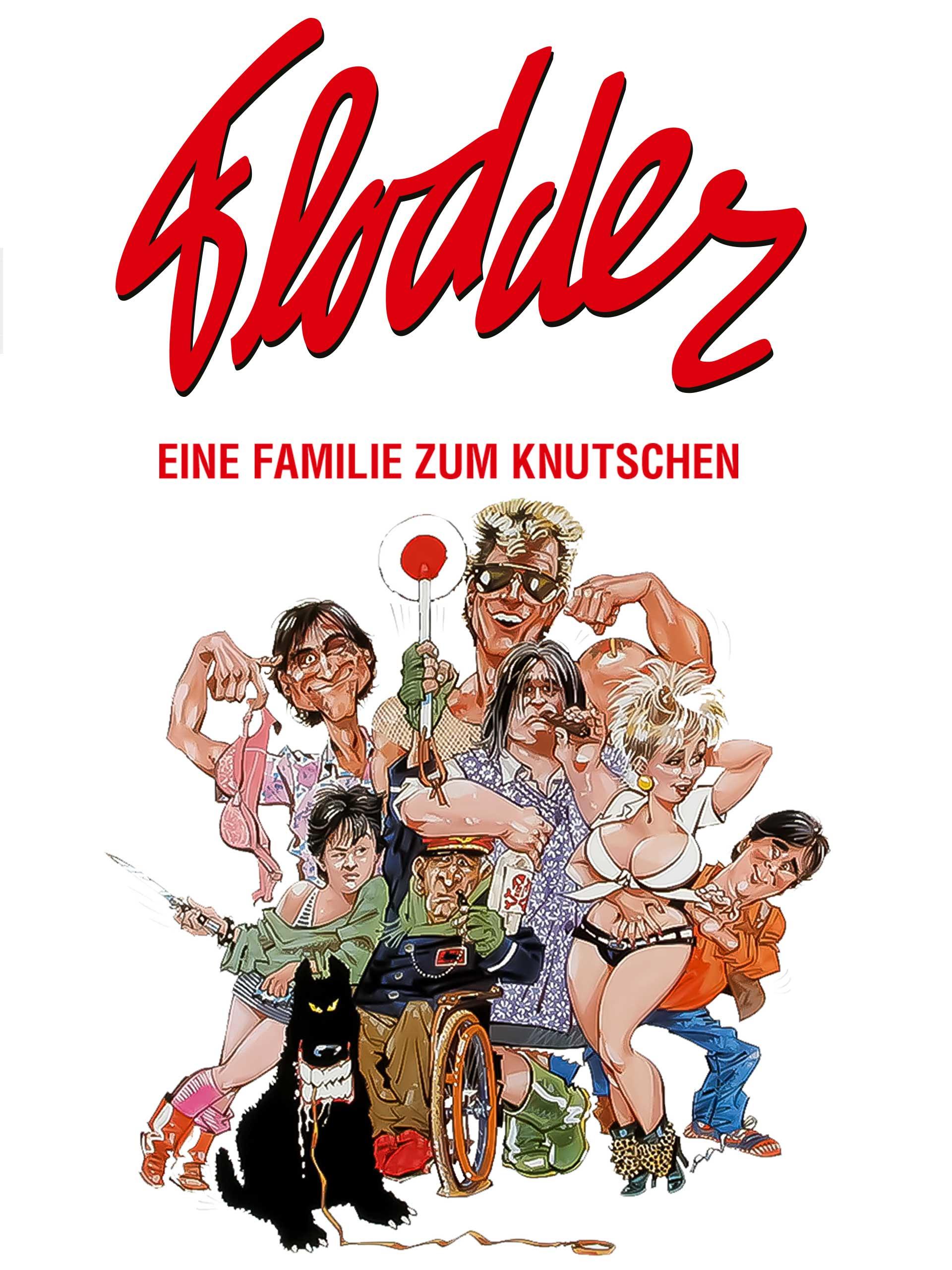 Flodder - Eine Familie zum Knutschen