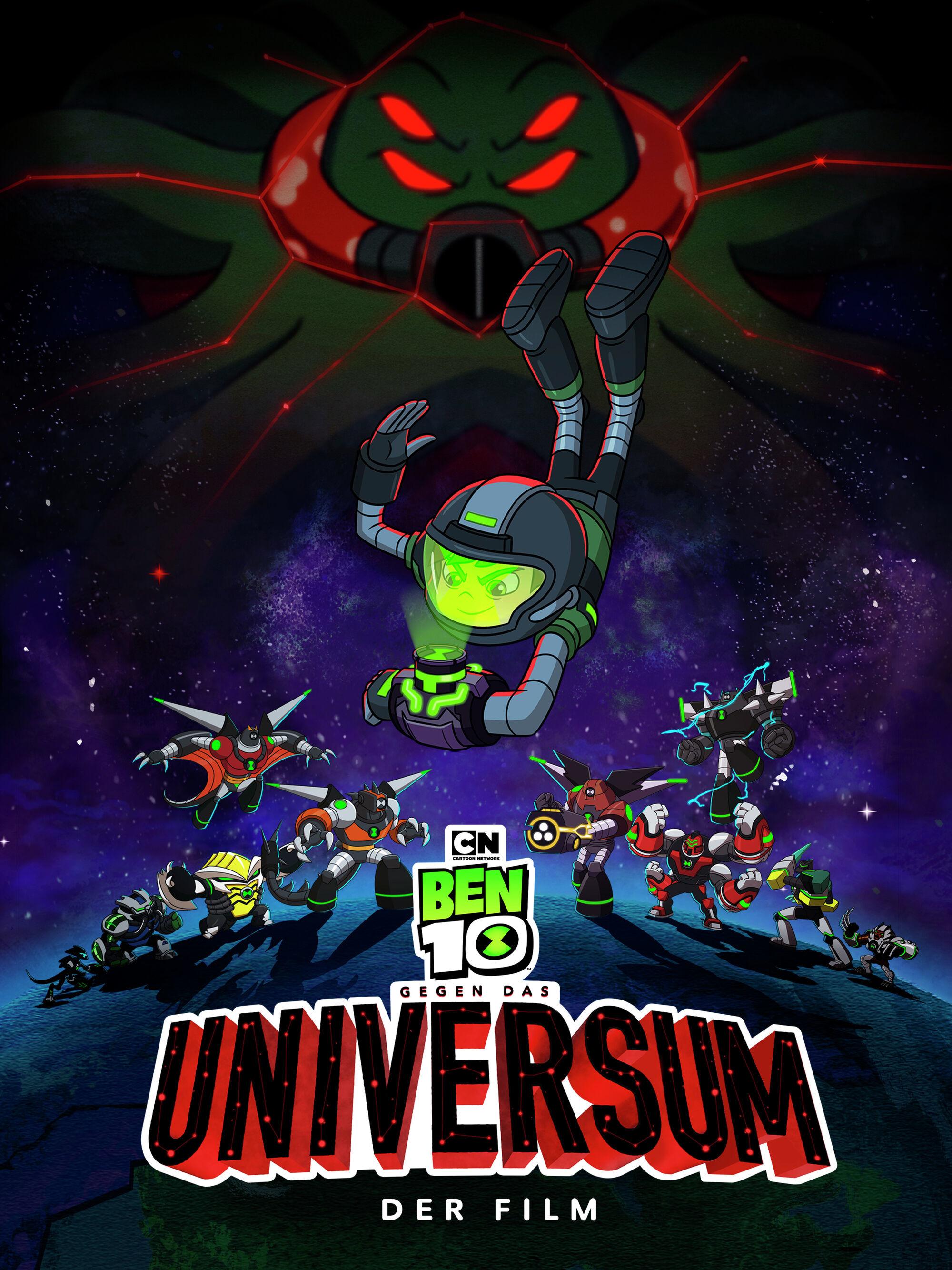 Ben 10 gegen das Universum: Der Film