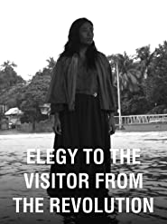 Elegy to the Visitor from the Revolution