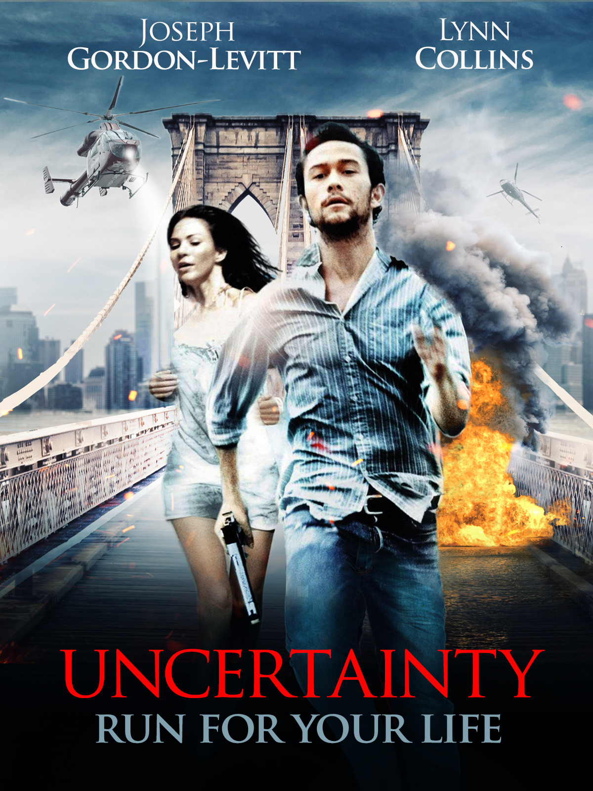 Uncertainty: Run For Your Life