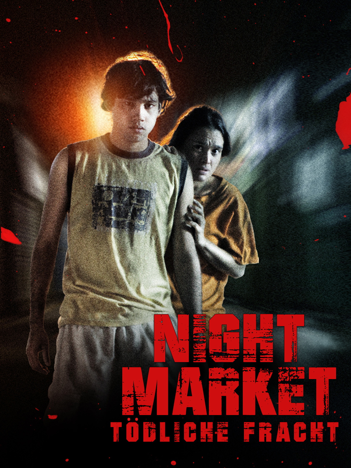Night Market - Tödliche Fracht