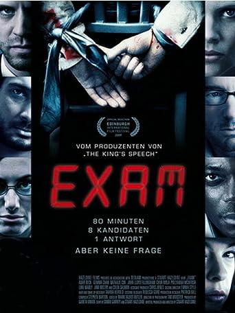 Wer Streamt Exam Film Online Schauen