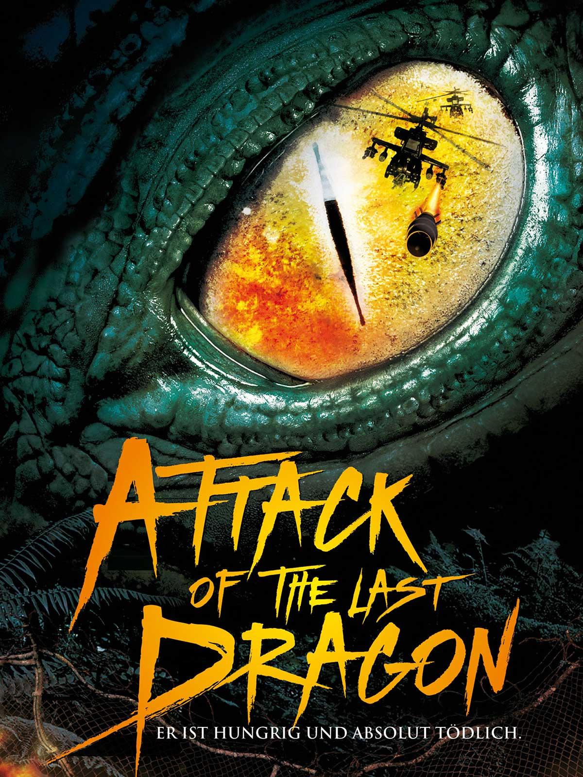 Attack of the last Dragon