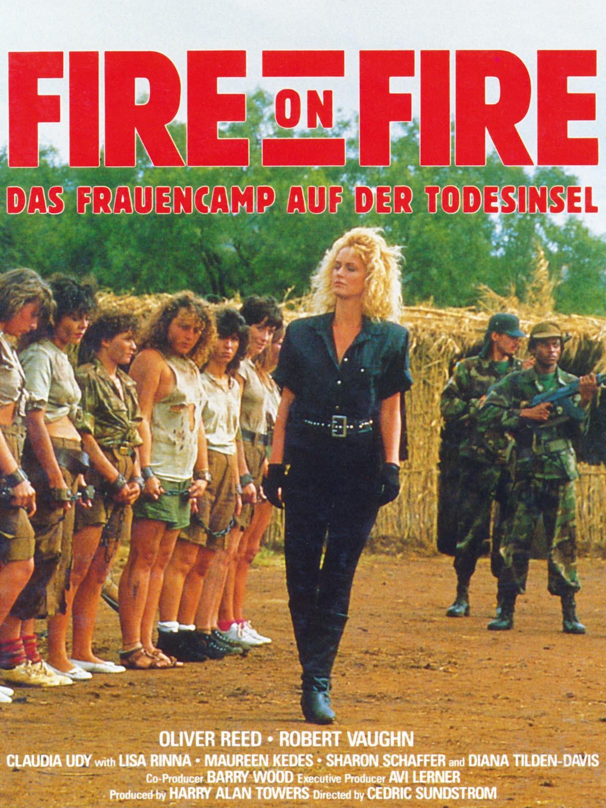 Fire on Fire - Das Frauencamp auf der Todesinsel