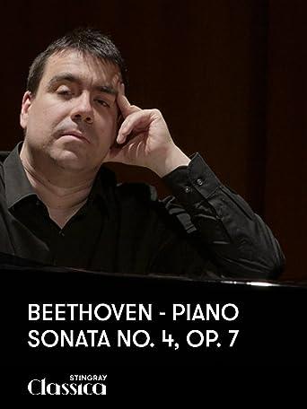 Beethoven - 4. Klaviersonate, Op. 7