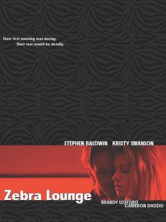 Zebra Lounge - Verbotene Spiele