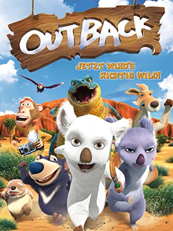 Outback - Jetzt wird's richtig wild!