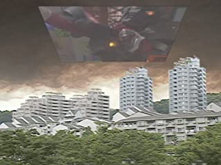 電光超人グリッドマン 第25話 決戦! ヒーローの最期(前編) 毒煙怪獣ベノラ登場