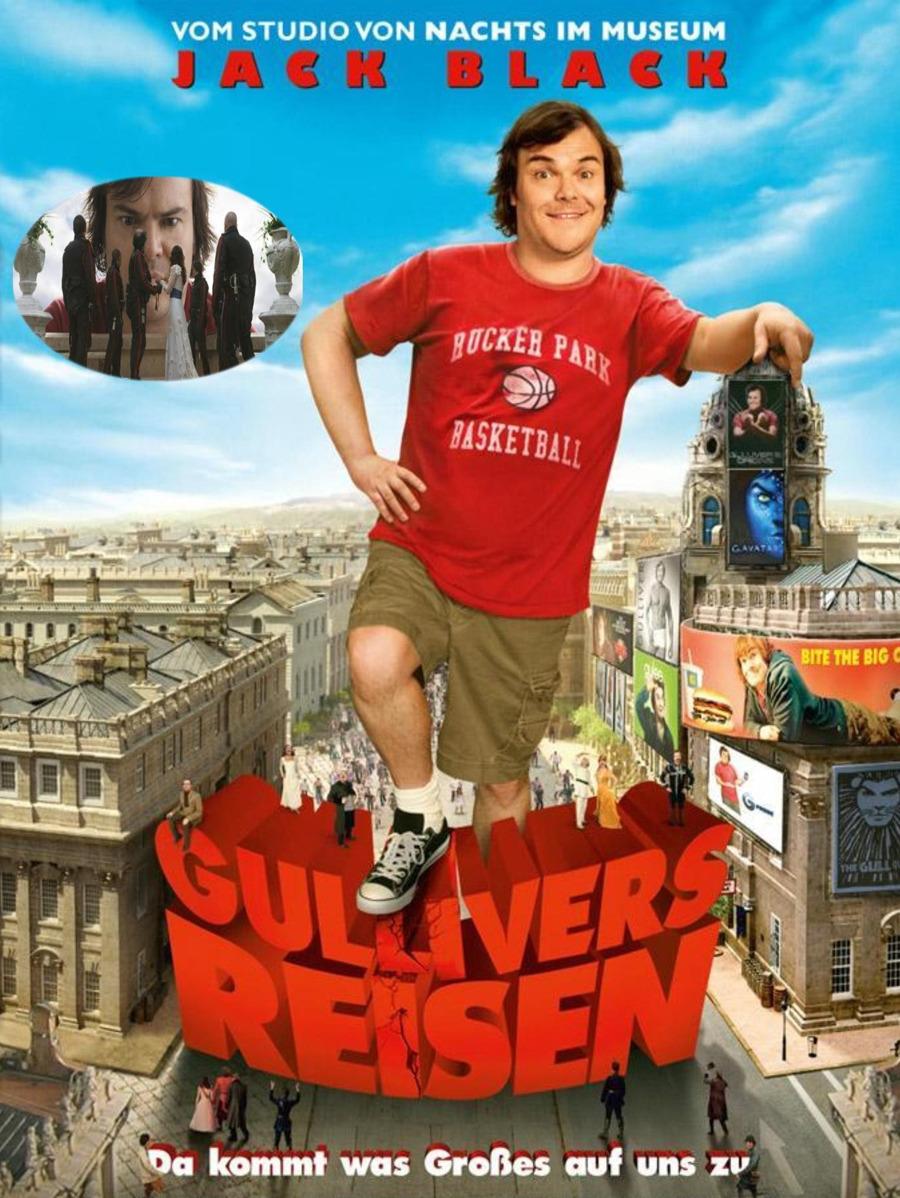 Gullivers Reisen - Da kommt was Großes auf uns zu
