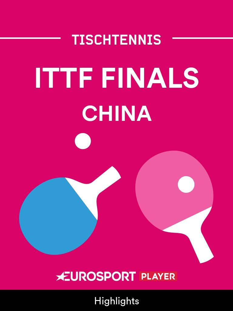 Tischtennis:ITTF Finals inZhengzhou (CHN)