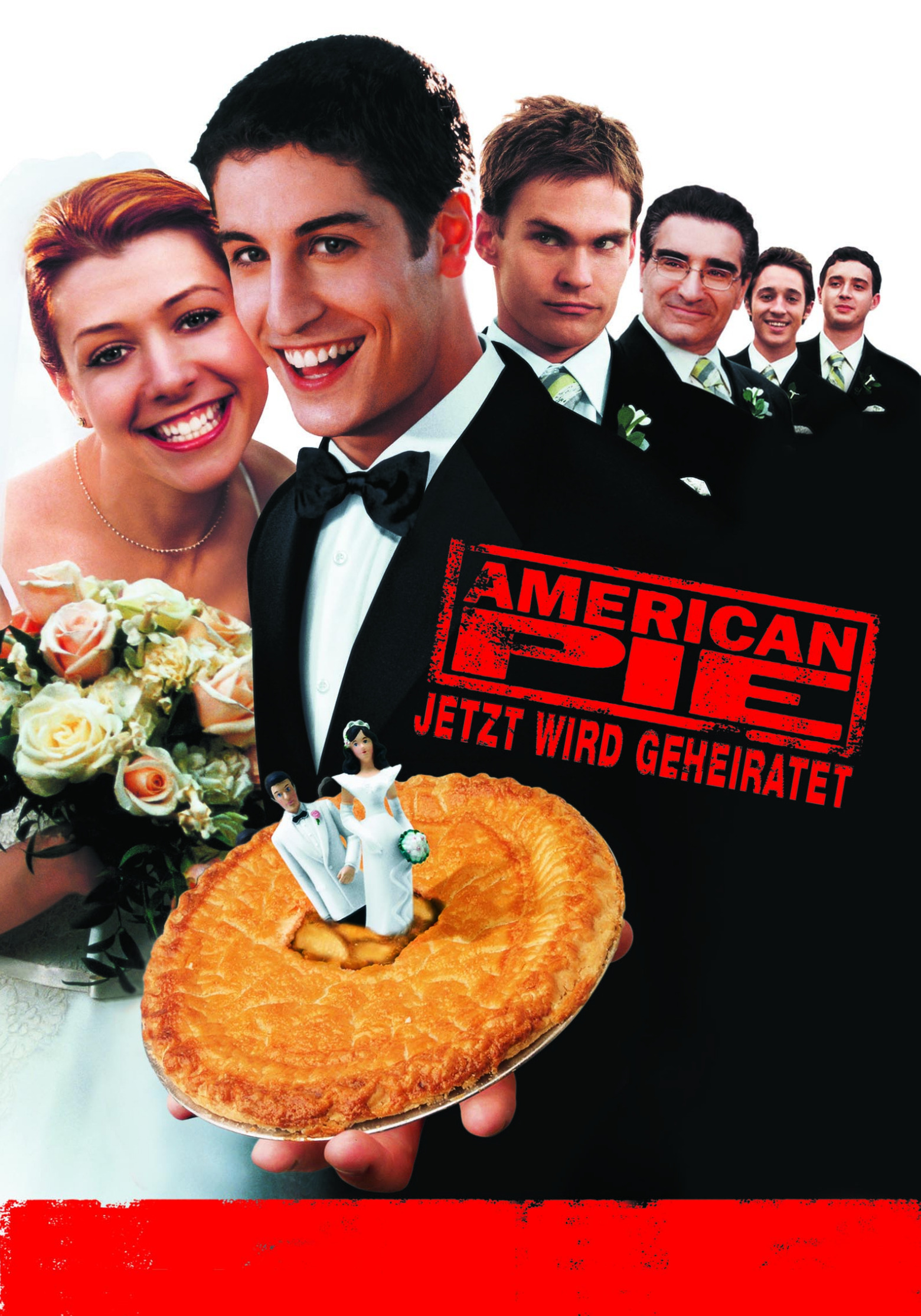 American Pie - Jetzt wird geheiratet