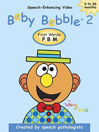 Baby Babble 2 - First Words: P B M [OV]