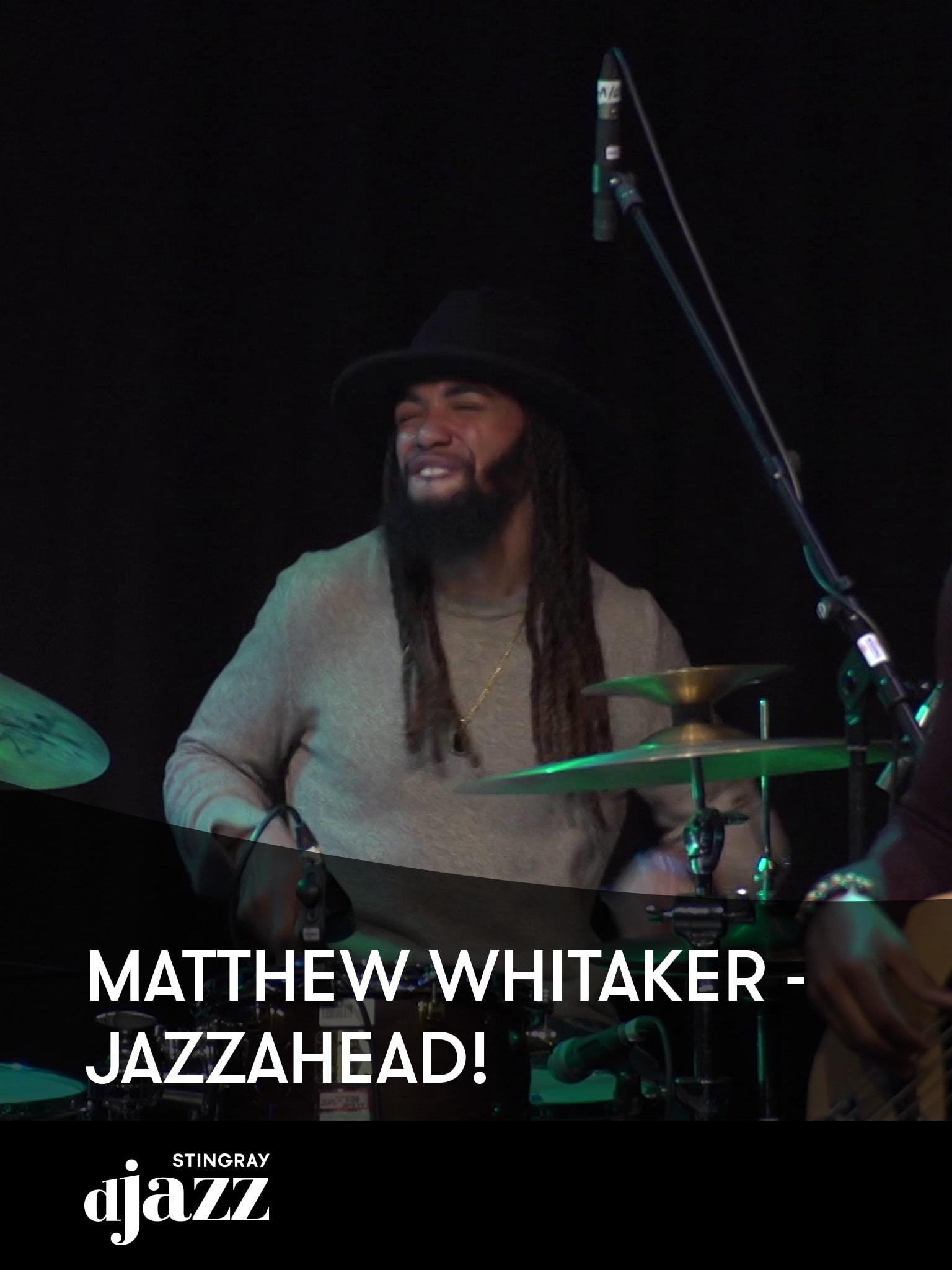 Matthew Whitaker - jazzahead!