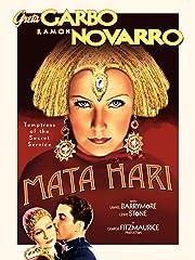 マタ・ハリ(1931) (字幕版)