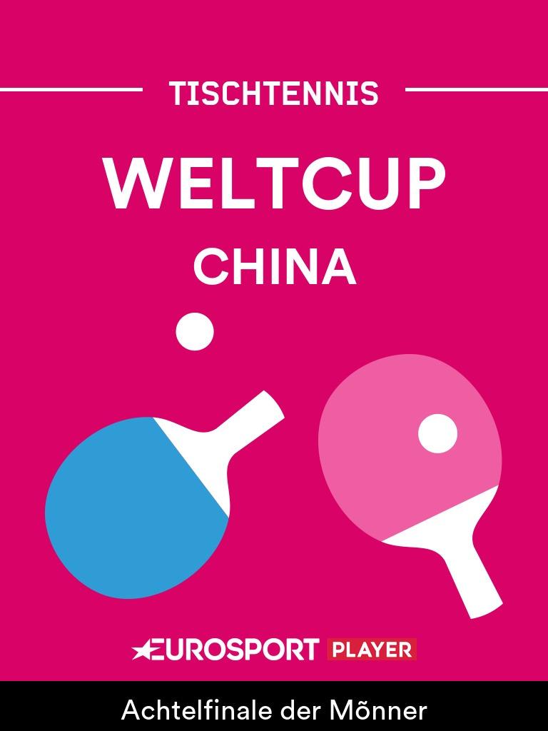 Tischtennis: Weltcup in Weihei (CHN)