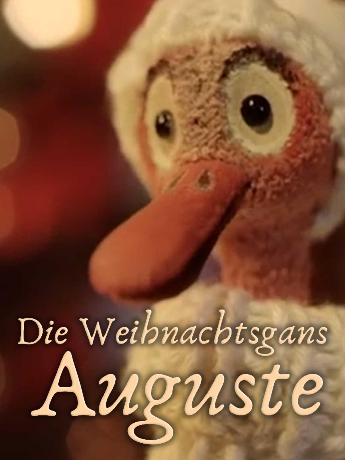 Die Weihnachtsgans Auguste
