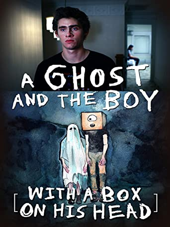 A Ghost and the Boy with a Box on His Head [OV/OmU]