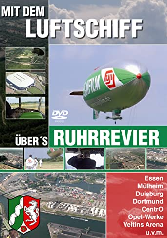 Mit dem Luftschiff übers Ruhrrevier