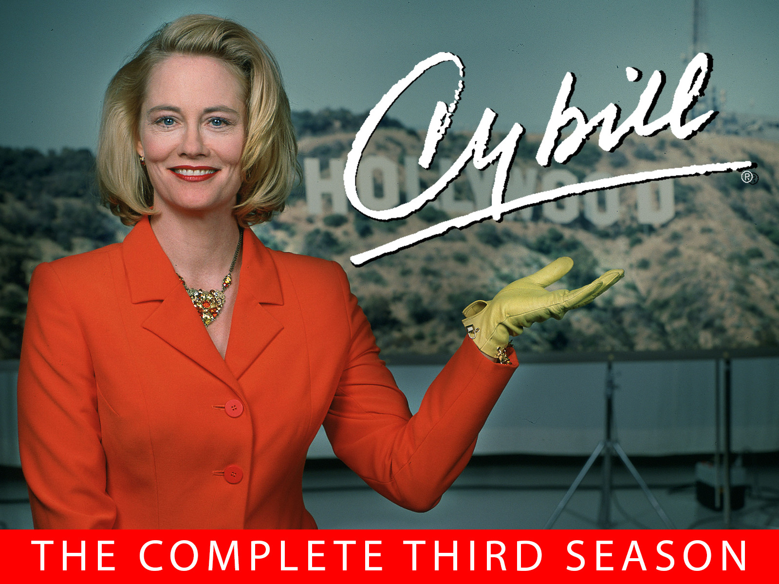 cybill season 1 episode 2