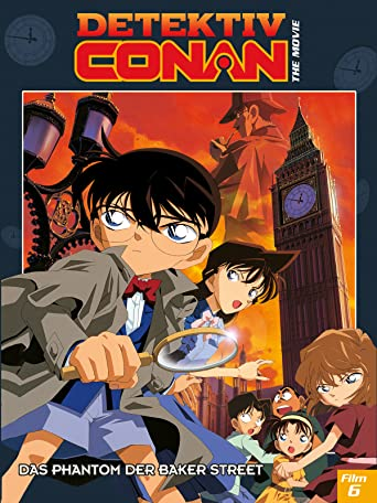 Detektiv Conan - Das Phantom der Baker Street