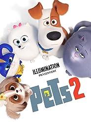Pets 2 (4K UHD)