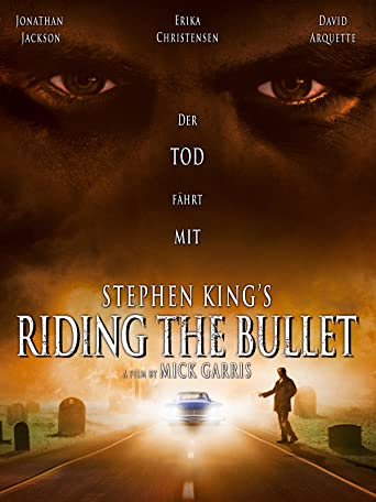 Stephen King's Riding the bullet - Der Tod fährt mit