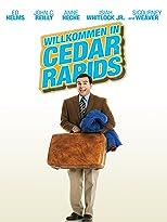 Willkommen in Cedar Rapids