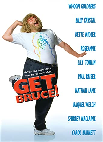 Get Bruce - Mit der Lizenz zum Lachen