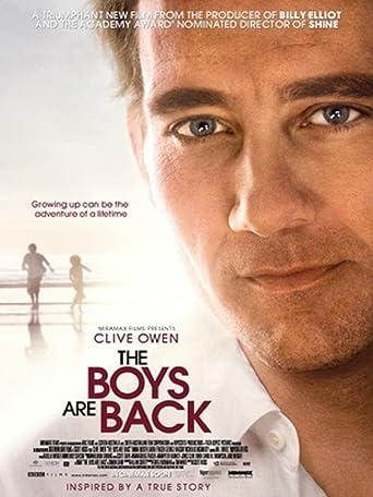 The Boys Are Back - Zurück ins Leben