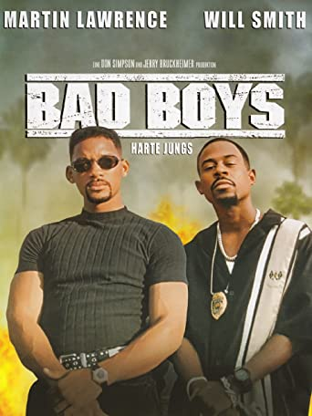 Bad Boys - Harte Jungs