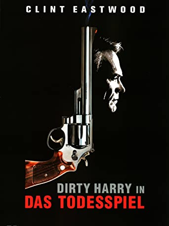 Dirty Harry in das Todesspiel