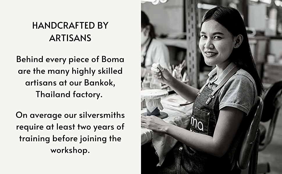 Boma Jewelry Handcrafted by Artisans