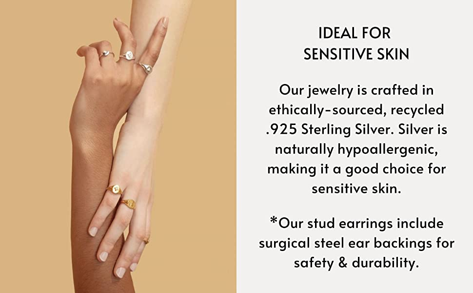 Boma Jewelry Ideal for Skin