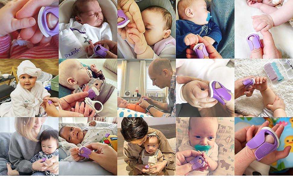 Baby Nails customer shared images