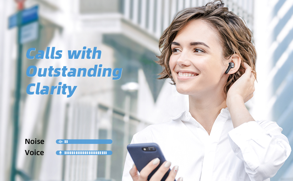 Calls with Outstanding Clarity