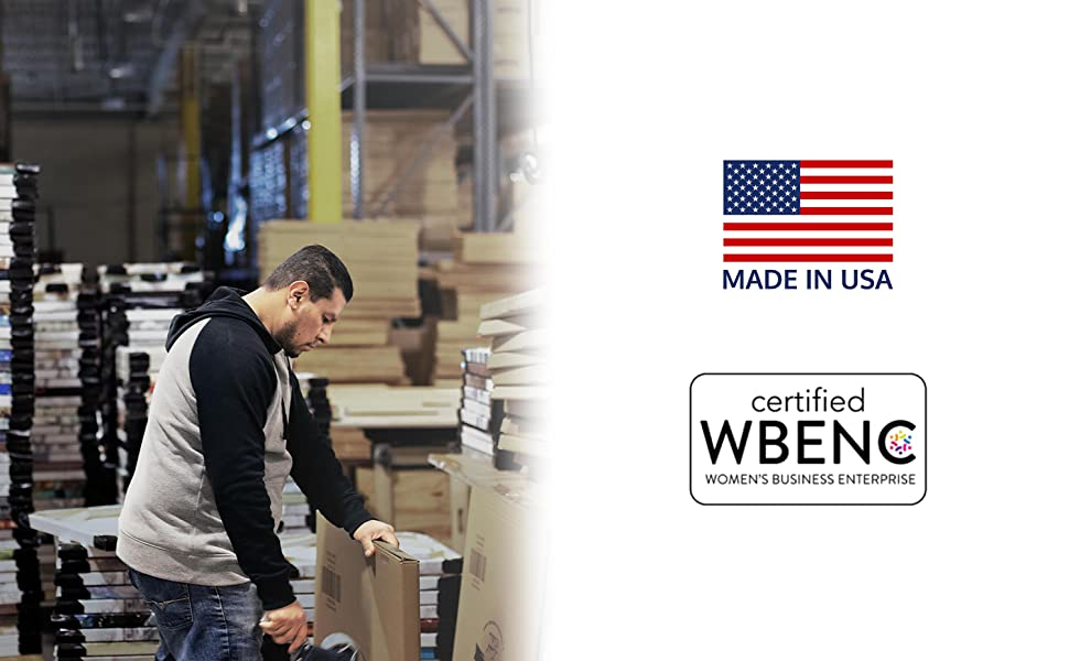 Made in America, Woman Owned